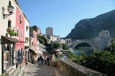 Old Bridge Mostar - UNESCO heritage