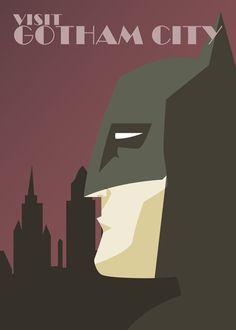 Hero-Travel-Poster-Batman