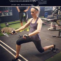 #RearCoasterLunges #HarderWhenDoneRight #engineershp .com #ehpmechs #performance #strength #balance #figureprep2016 #spartantraining #bodybuilding #fitfam #fitfluential #npc #inba
