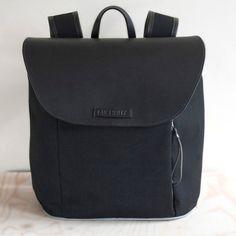 Michaux Club ARA Backpack   Black