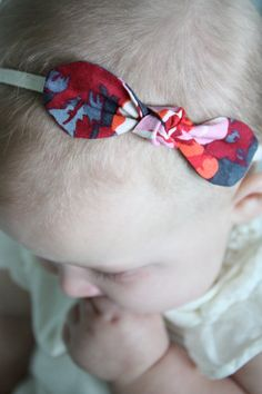 baby headbands LOVE LOVE LOVE THIS LOOK!