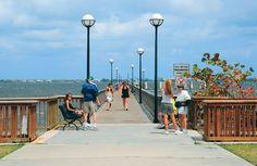 Indian Riverside Park & Pier in Jensen Beach Florida  Google Image Result for http://indianrivermag.com/LIVE/images/pagemaster/JBPier.jpg