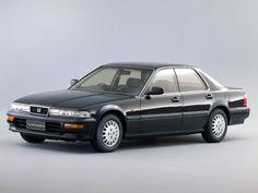 Honda Vigor Type W (CB5) '1989–95
