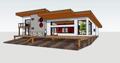 Takhini Sunrise (Sun) Broadway Architects, Rob Sieniuc  Resort Housing - Townhouses and Single Family