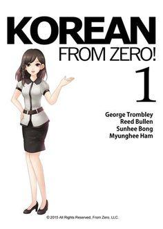 Korean from zero book 1