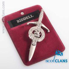 Ridell Clan Crest Ki