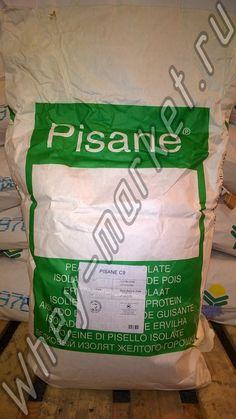 """Изолят горохового протеина 1кг. (""""Pisane"""" Бельгия)"""