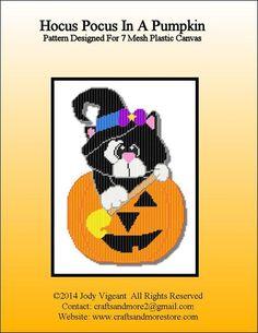 Hocus Pocus in a Pumpkin Pg 1/2