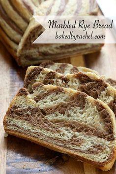 Marbled Rye Bread