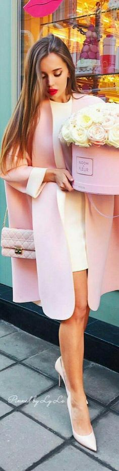 NYC Fall Fashion 2017- Pantone Color Trends- Ballet Slipper