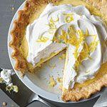 www.gaea.gr Lemon Cream Pie via cookinglight.com