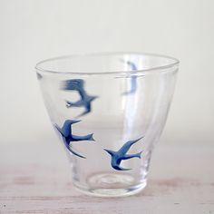 グラス(鳥)|Nonius shop