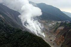 osCurve   Contactos : Alerta volcánica en Japón