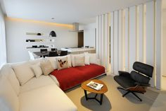 Residential apartment by DLG