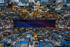 With little space to accommodate seven million people, Hong Kong's homes had nowhere to go but up. As a result, the cityscape is a truly unique sight composed of towering skyscrapers, cramped housing developments, crisscrossing laundry lines, and countless apartment windows. For some, this might seem like urban blight, but not for Australian photographer Peter […]