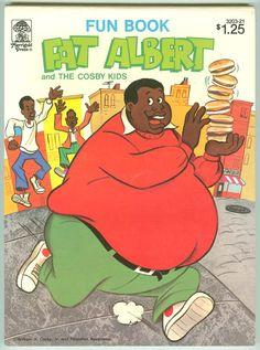 Fat Albert Book 52