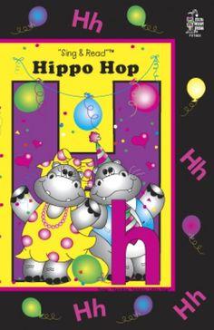 Hippo Hop Big Book