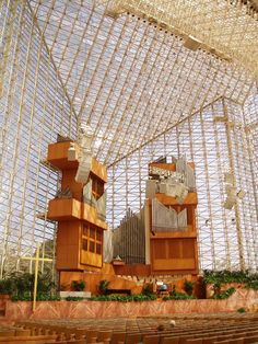 Crystal Cathedral, Garden Grove, Los Angeles, California 1980  Philip Johnson with John Burgee