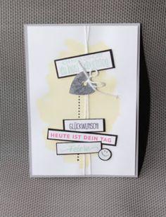Herzschlüssel: Geburtstagskarten-Aktion oder #imbringingbirthdaysback