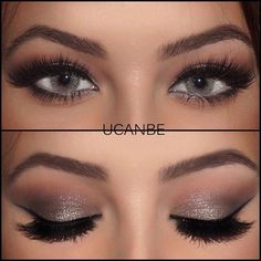 Eye makeup will enhance your attractiveness and also make you look and feel stunning. Find out the best way to begin using make-up so that you are able to show off your eyes and impress. Uncover the very best ideas for applying make-up to your eyes. Cute Makeup, Gorgeous Makeup, Pretty Makeup, Makeup Looks, Classy Makeup, Amazing Makeup, Makeup Inspo, Makeup Inspiration, Makeup Tips
