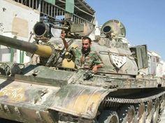 Syrian army T55a