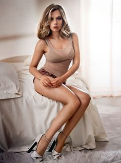 M.A.A.C. – Action Hottie Of The Week: SCARLETT JOHANSSON
