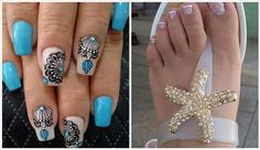 Decoracion De Uñas Facil Y Rapido Desde Casa [2019-2020] Pedicure Nail Art, Diy Nails, Diy Nail Designs, Best Makeup Products, Turquoise, Pink, Beauty, Google, Recipes