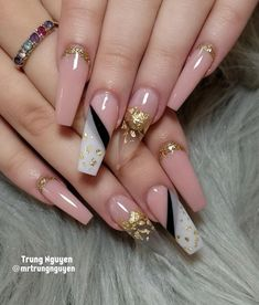 40 Fabulous Nail Designs That Are Totally in Season Right Now – clear nail art designs,almond nail art design, acrylic nail art, nail designs with glitter – nails. Best Acrylic Nails, Cute Acrylic Nails, Acrylic Nail Designs, Nail Art Designs, Nails Design, Clear Nail Designs, Unique Nail Designs, Dope Nails, Swag Nails