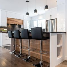 52 Ideas Kitchen Ideas Black Cabinets Hoods For 2019 Black Kitchen Cabinets black cabinets Hoods ideas kitchen Black Kitchen Cabinets, Black Kitchens, Cool Kitchens, Kitchen Black, Kitchen Soffit, Interior Design Kitchen, Interior Design Living Room, Living Room Designs, New Kitchen