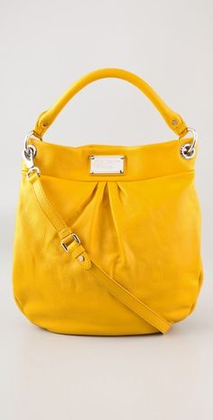 Love the style of the purse, but not crazy about the mustard color.. I'd rather it in the pink or tan!