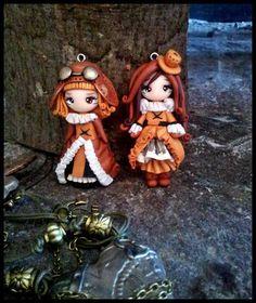 You could make a mini me and a mini you in steampunk costume!!!