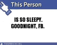 good night symbols for facebook status
