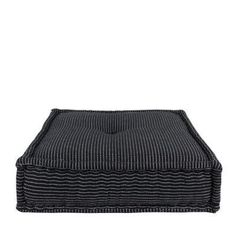 moroccan mattresses black white stripes