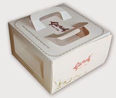 In hộp bánh kem cao cấp