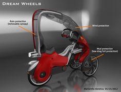 My Dream Wheels | Local Motors