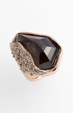 Alexis Bittar 'Miss Havisham' Crystal Encrusted Ring