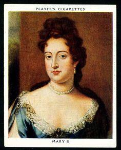 Cigarette Card - Queen Mary II   von cigcardpix