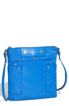 MARC BY MARC JACOBS 'Preppy Nylon Sia' Crossbody Bag- would love all colors <3