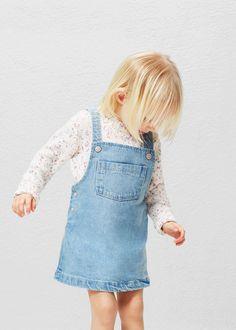 Peto denim | MANGO KIDS