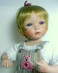 Image detail for -SEYMOUR MANN PORCELAIN COLLECTOR DOLL: MEGAN