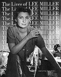 "Elizabeth ""Lee"" Miller, Lady Penrose (April 23, 1907 – July 21, 1977) was an American photographer. Born in Poughkeepsie, New York, in 1907, she was a successful fashion model in New York City in the 1920s before going to Paris, where she became an established fashion and fine art photographer. During the Second World War, she became an acclaimed war correspondent for Vogue, covering events such as the London Blitz, the liberation of Paris, and the concentration camps at Buchenwald and…"