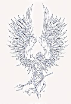 Angel Tattoo Men, Tattoos For Guys, Dandelion, Flowers, Art, Art Background, Tattoos For Men, Dandelions, Kunst