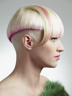 Color Zoom 2012 - National Winner Creative Colorist Denmark