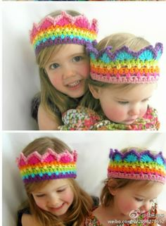 MiiMii - crafts for mom and daughter.: Magic crochet-inspiration, stitches and patterns for everyone. Crochet Kids Hats, Crochet Girls, Love Crochet, Crochet Crafts, Crochet Yarn, Crochet Toys, Crochet Stitches, Crochet Projects, Crochet Patterns