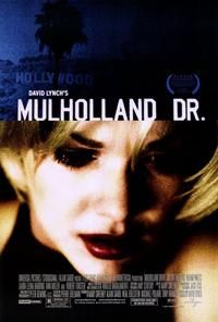 MULHOLLAND DRIVE movie poster by David Lynch