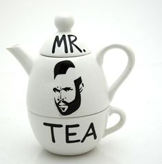 Mr. Tea Pot
