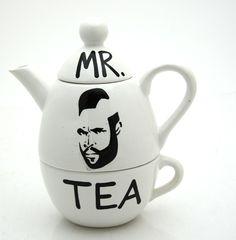 Mr. Tea Pot