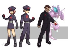 OMG! Mind blown! Click on the pic to find out... How Giovanni from Team Rocket is really the good guy! Click on pic. O.o ~PinDIv@~