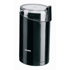 KRUPS 203-42 Electric Spice and Coffee Grinder with Stainless Steel Blades, Black      http://www.amazon.com/dp/B00004SPEU/?tag=pinterest07d-20