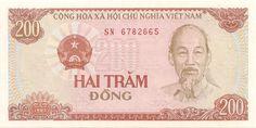 Wertseite: Geldschein-Asien-Vietnam-Đồng-200.00-1978